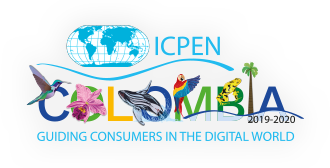 ICPEN logo that describes Colombia fauna and flora biodiversity