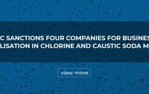 SIC sanctions four companies for business cartelisation in chlorine and caustic soda market